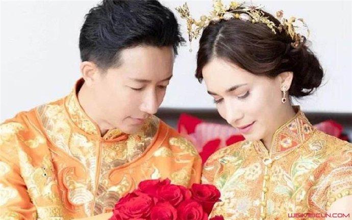韩庚卢靖姗什么时候结婚的