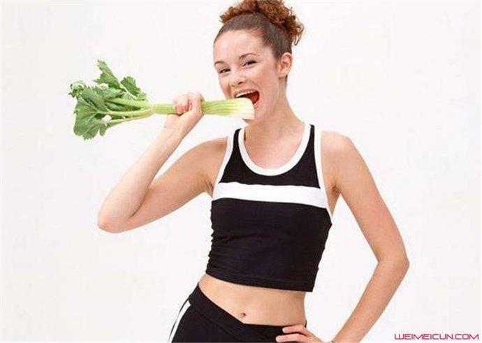 节后减肥先减肚子
