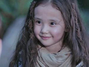 小阿兰若是谁演的 洋娃娃恩嘉是混血儿来头