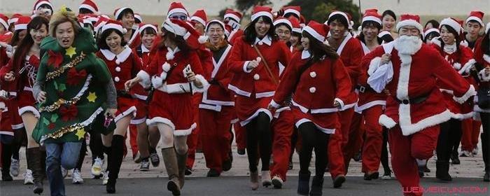 为什么有圣诞老人