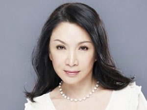 张琼姿年轻时照片 嫁郭泰源27年生两女老公