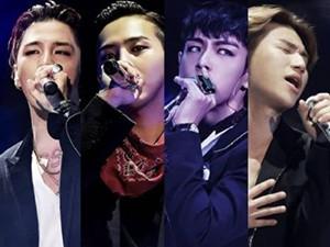 BIGBANG与YG续约 这一位则将离开YG与Fantagio新签