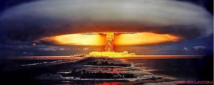 核弹为什么威力大