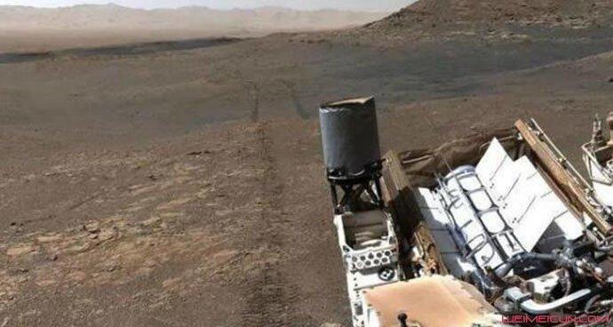 18亿像素火星全景