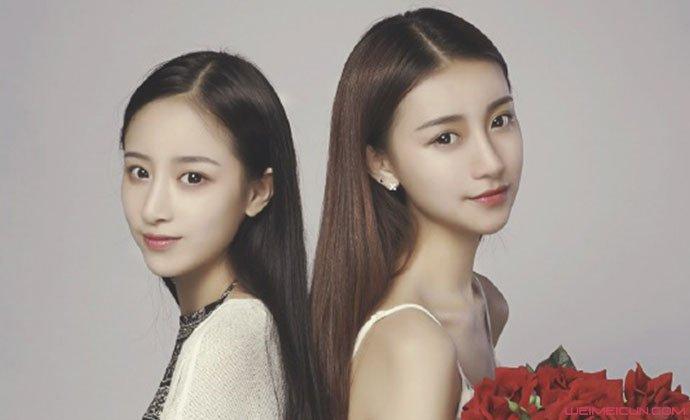 姐姐孙如妍和孙如云
