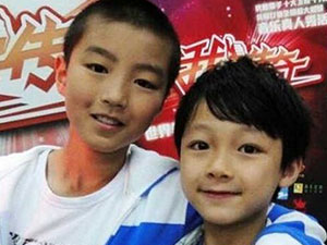 黄星羱和王俊凯的关系 两人童年合照曝光是怎么认识的