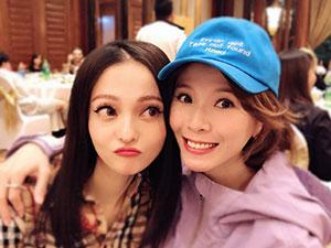 张韶涵黄雅莉关系 再次同台圈粉两人竟有这段经历
