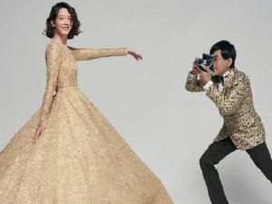 黄子佼孟耿如婚纱照 新婚夫妇幸福与甜蜜都要溢出屏幕了