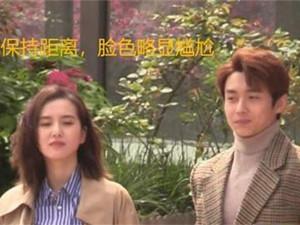 刘诗诗疑被95后揩油 事情经过画面揭露评论
