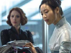 韩女星金秀贤怀孕 她在这些好莱坞大片里都