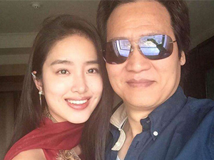 杨采钰否认结婚 两个字疑似回应与陈金飞结