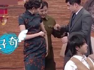 沈腾和贾玲第一次见到腰 关晓彤身材放在女