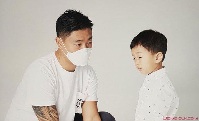 姜gary和儿子小好