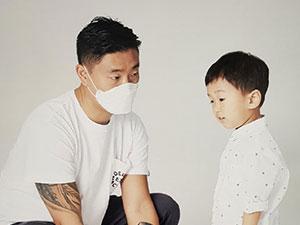 姜gary教儿子说中文 小好被爸爸追问下的反