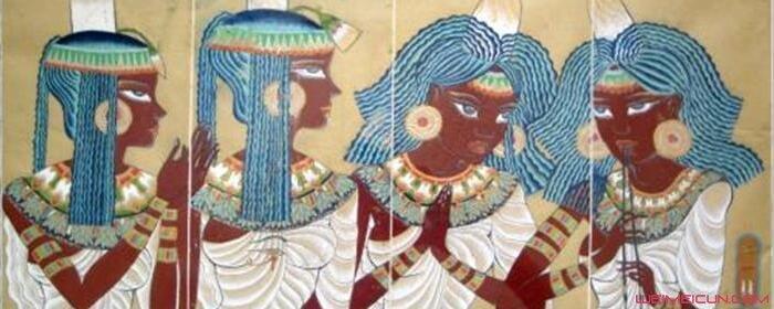 古埃及为什么要画眼线