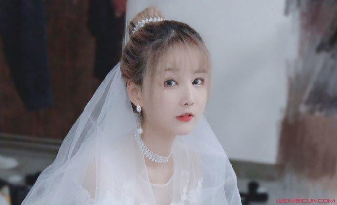 闫明筠婚纱照