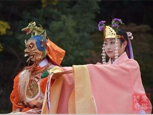 日本为什么有兰陵王入阵曲?