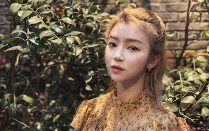 林君怡是中韩混血吗