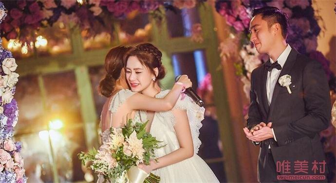 赖弘国阿娇婚礼图