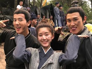 传闻中的陈芊芊白芨谁演的 扮演者刘书源个