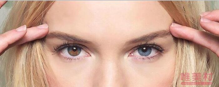 瞳孔异色是什么原因导致的