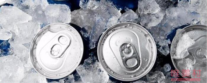 冰箱拿饮料为什么会爆炸