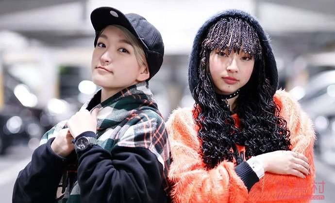 Maika和Kyoka