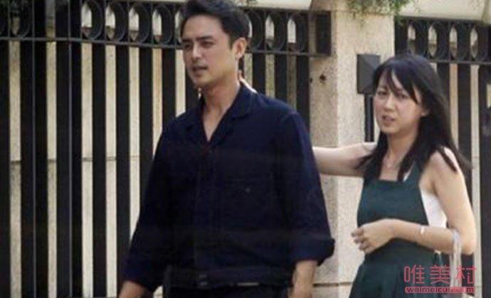 明道和老婆王婷萱