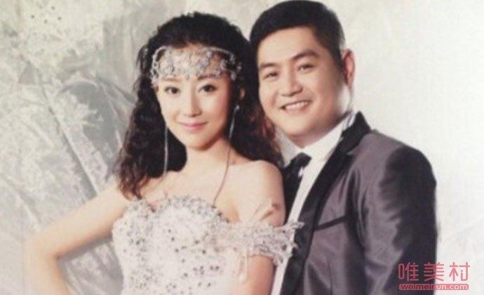 王龙与妻子蒋依杉