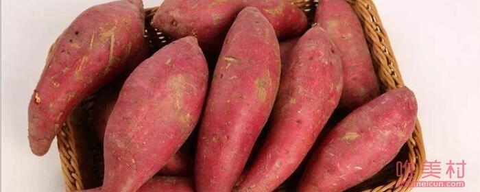 一个红薯的热量是多少