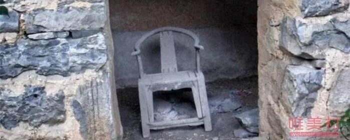 封门村太师椅为什么不能坐
