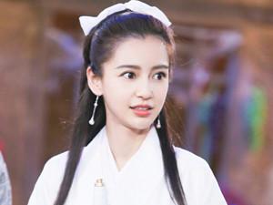 baby小龙女扮相 于正喊话angelababy后秒删疑内涵陈妍希