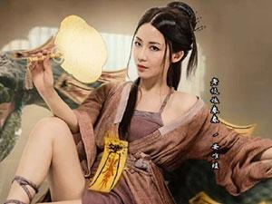 安唯绫奇门遁甲照片 集清纯性感妩媚于一身因太美走红