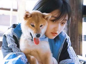 张子枫对小O说母亲节快乐 这一幕好温柔妹妹