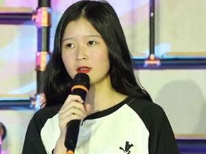 岑怡诺父母是谁 16岁女孩师出有名恩师都是成功学大师