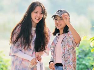 张子枫欧阳娜娜怎么认识的 两人的相处模式