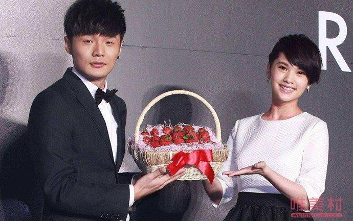 杨丞琳喜欢李荣浩的原因