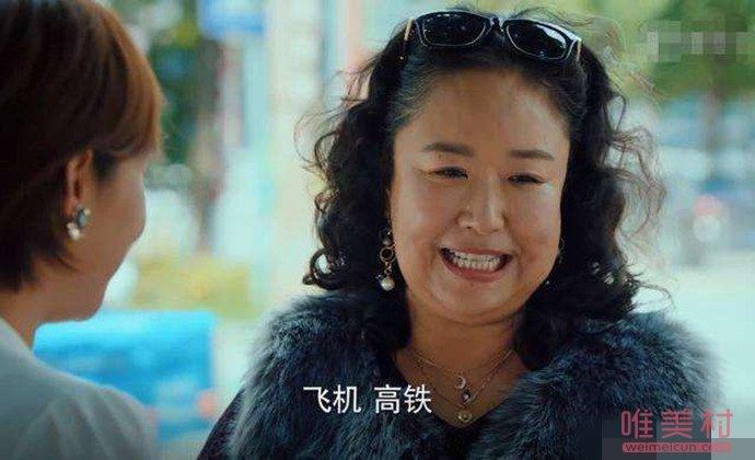 姜小果妈妈谁演的