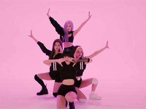 BLACKPINK新歌mv点击破亿 舞蹈版mv有多火这