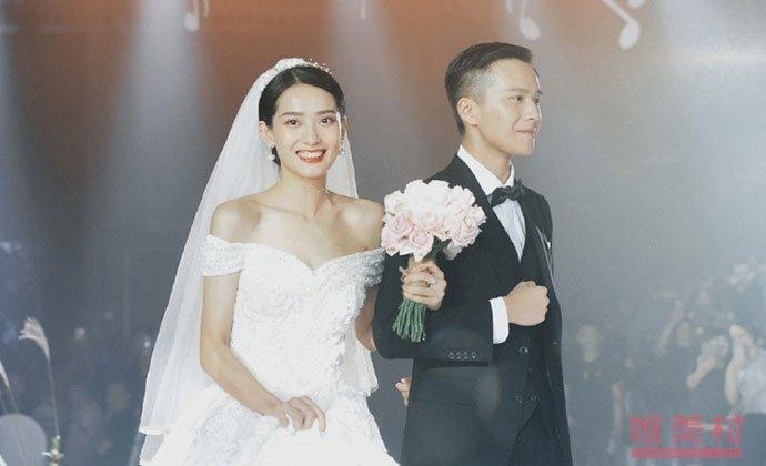 姚童和王乐夫婚礼