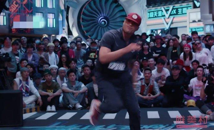 这就是街舞3选手格瓦斯