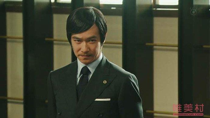 堺雅人在日本的地位