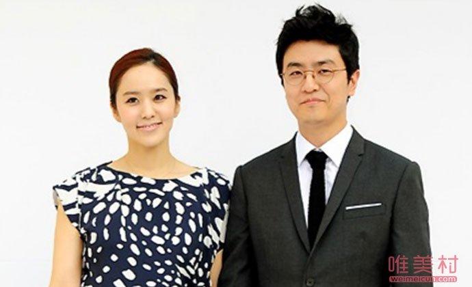 崔东锡与妻子朴智允