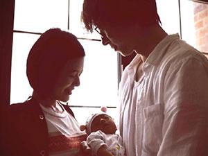 主持人陈辰生女 41岁升级当妈妈与老公余笛相差几岁