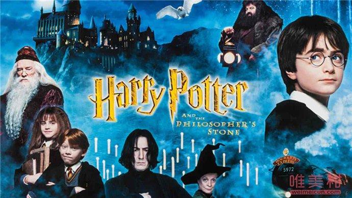 哈利波特与邪术石重映 预售已破1800万(原创)
