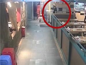 深圳男子冒充外卖小哥偷外卖吃 三个月作案数十起
