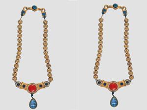 西安出土的隋朝饰品有感 古人的审美也太高级了