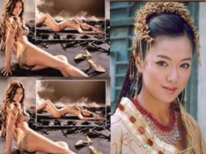 香港小姐李珊珊好性感呀 李珊珊钱嘉乐为什