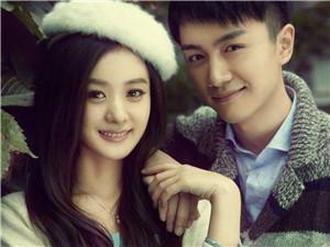 赵丽颖陈晓曾低调认爱 两个人是多少人的意