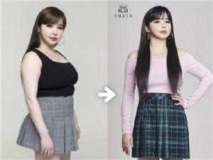 2NE1朴春减重11公斤 晒照和粉丝分享减肥后